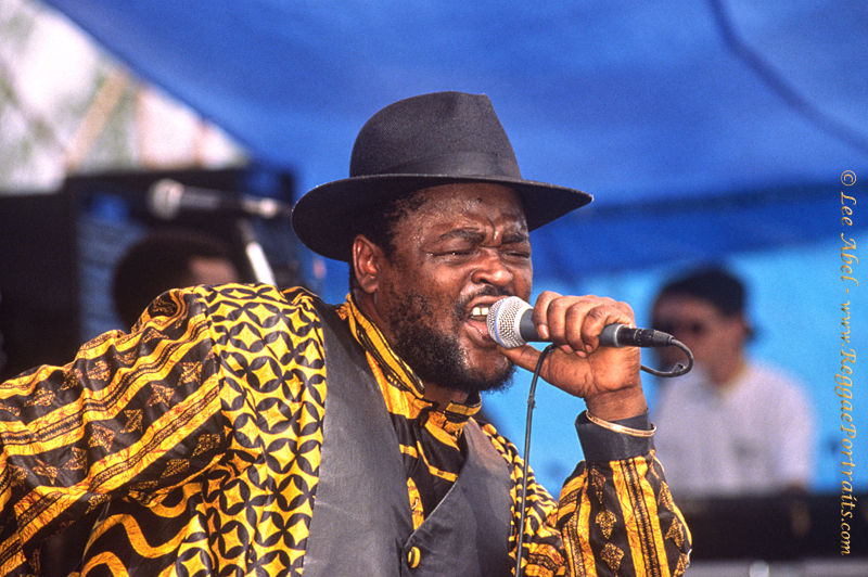 Lincoln Barrington SUGAR Minott