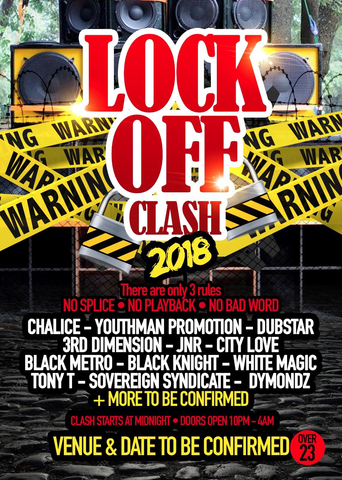 Lock Off Cup Clash